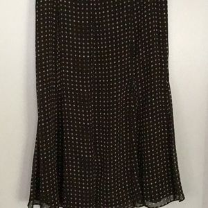Liz Claiborne Pencil Flair Skirt